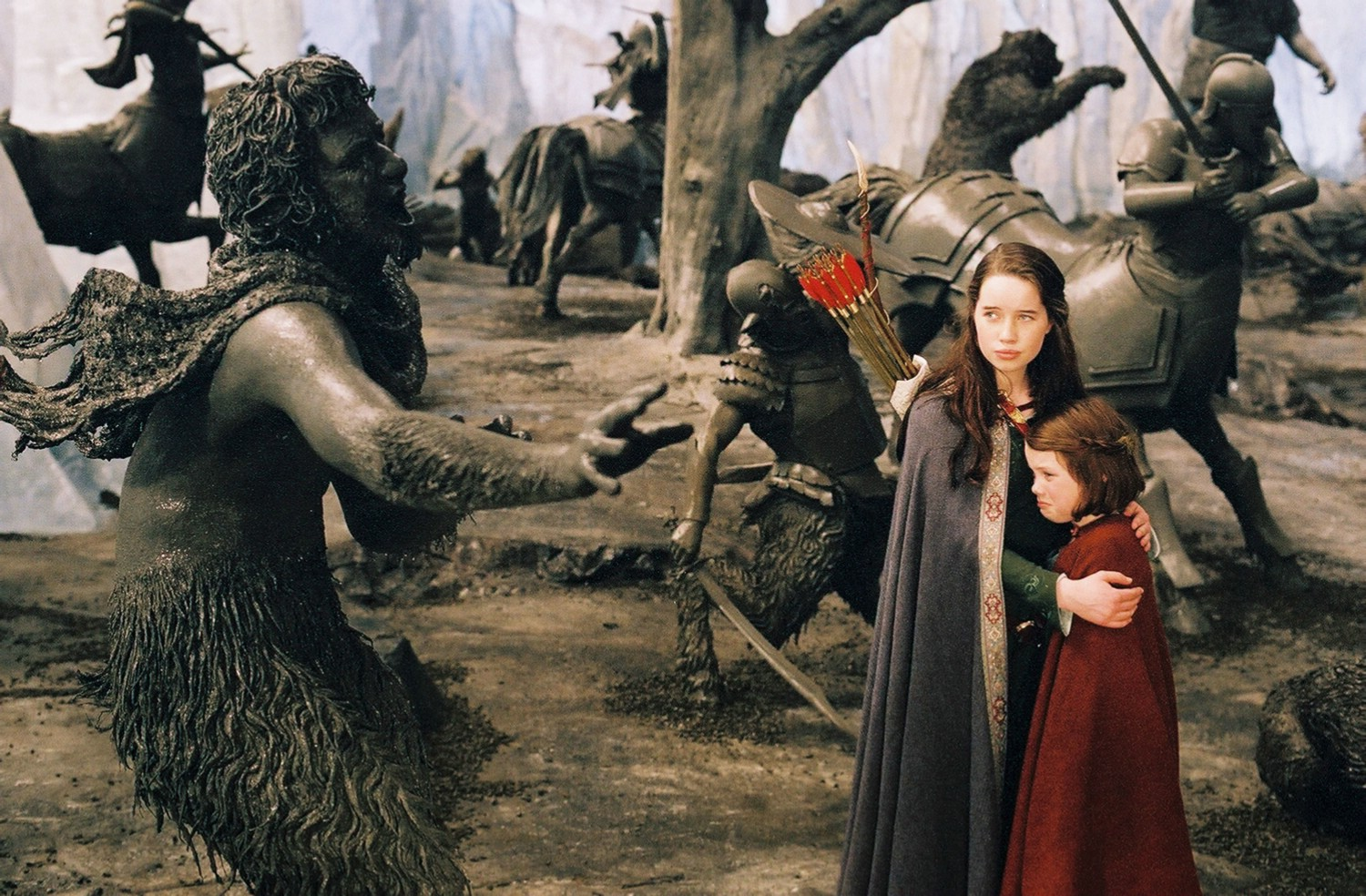 narnia narnia fans part  more new pictures from the land of narnia