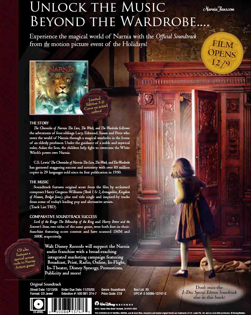 narnia the lion the witch and the wardrobe pdf
