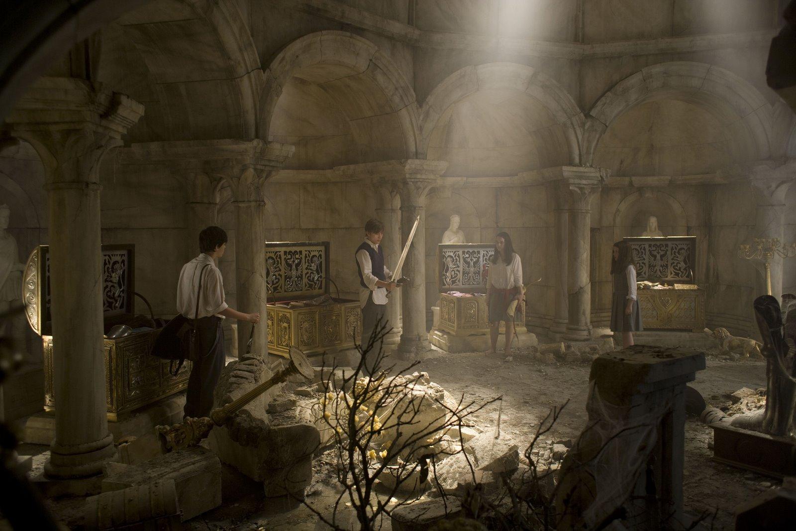 Prince Caspian Castle Prince Caspian Treasure Room