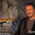 Interview with Liam Neeson on Dawn Treader, Indiana Jones 5, The A-Team 2