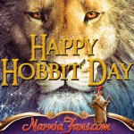Happy Hobbit Day 2012, to all Narnians!