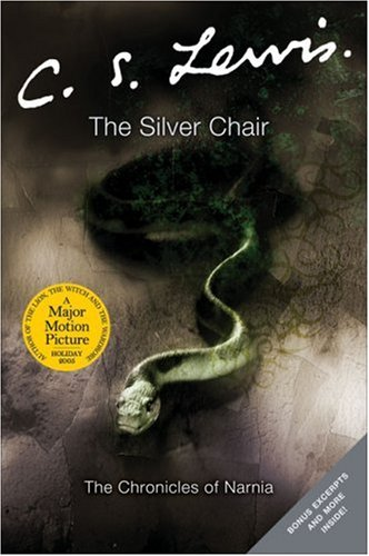 Of narnia the silver chair book cover narnia fans the silver chair