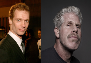 Doug Jones as Puddleglum and Ron Perlman as Master of Harfang