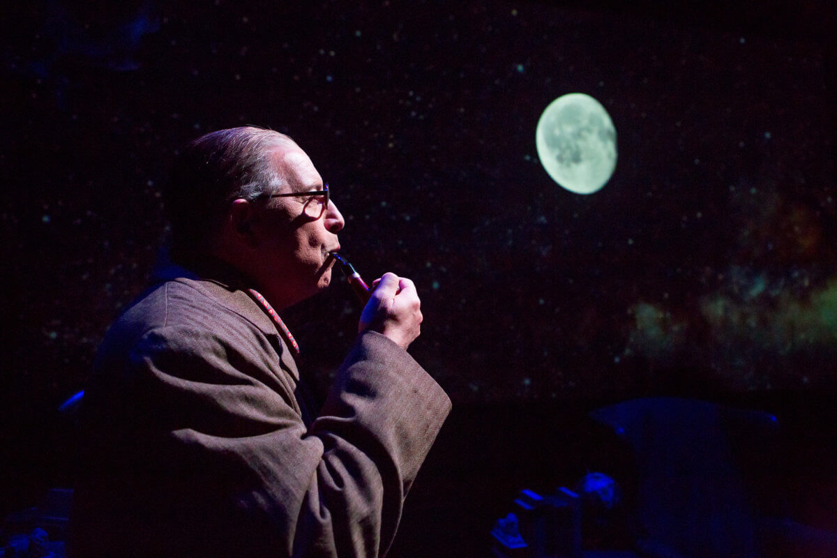 NarniaFans.com Reviews C.S. Lewis Onstage: The Most Reluctant Convert